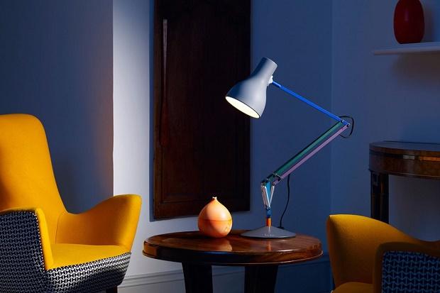 Настольная лампа Paul Smith x Anglepoise Type75, второе издание