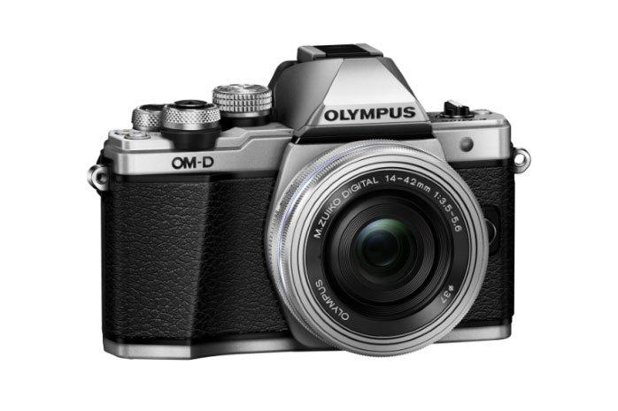 Представлена камера Olympus OM-D E-M10 Mark II
