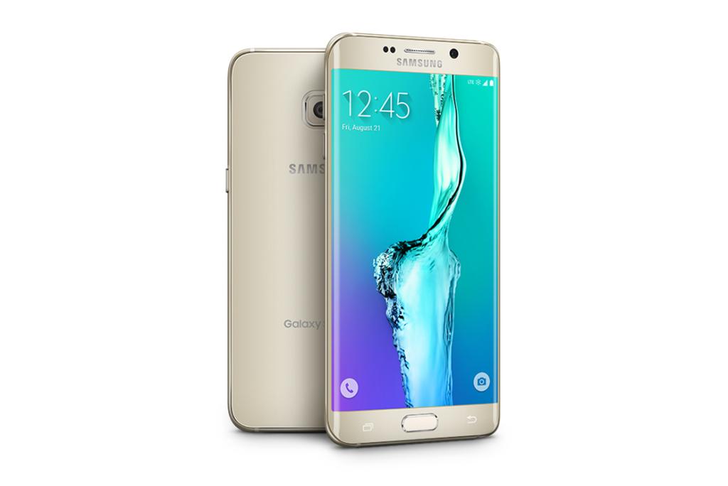 Представлен Samsung Galaxy S6 Edge+: большой и умный