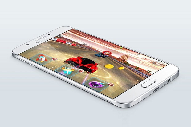 Смартфон Samsung Galaxy A8 представлен официально