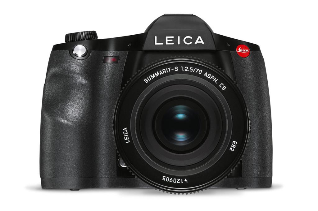 Среднеформатная Leica S Typ 007 поступит в продажу 31 августа