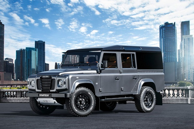 Startech представляет свой вариант Land Rover Defender