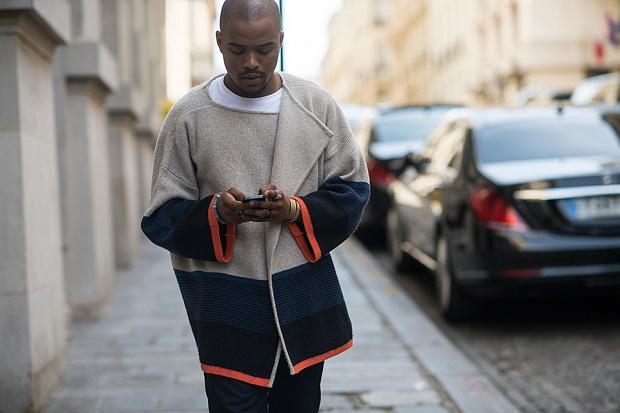 Уличный стиль Парижа: свежие образы