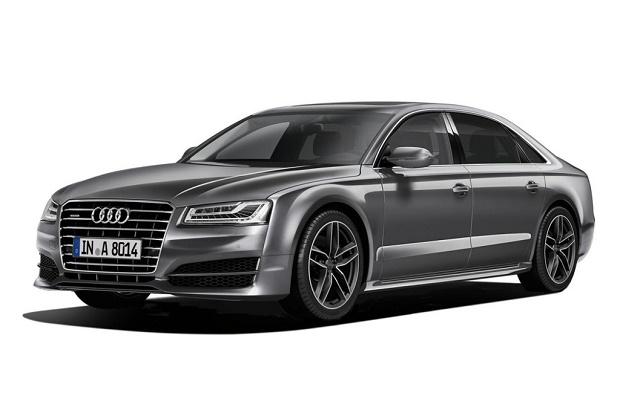 В Великобритании представили юбилейную Audi A8 Edition 21