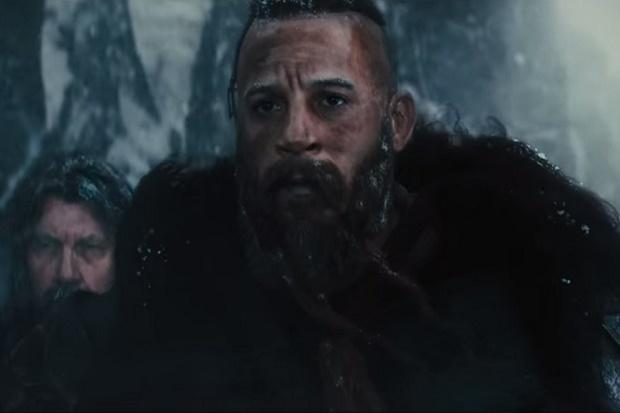 """Вин Дизель в трейлере """"Последнего охотника на ведьм"""""""