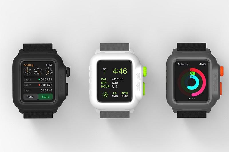 Водонепроницаемый чехол Catalyst для Apple Watch