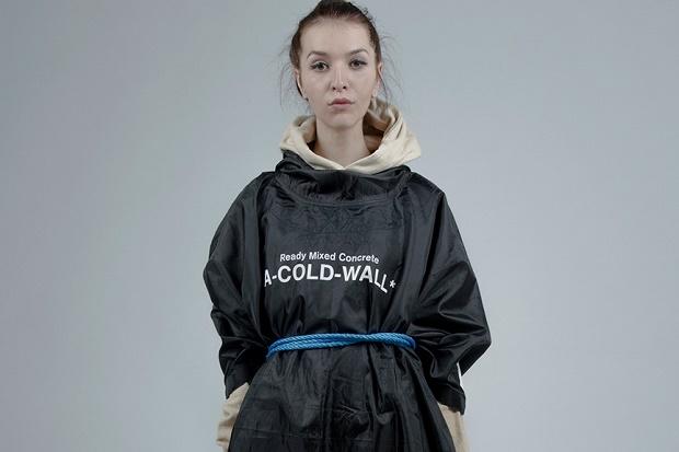 Лукбук коллекции A-COLD-WALL* Осень/Зима 2015
