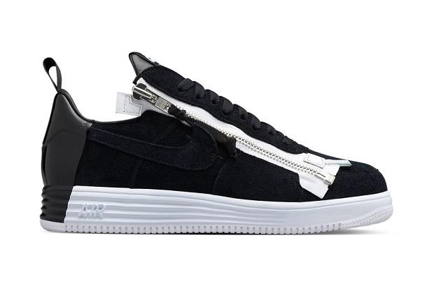 Коллекция кроссовок ACRONYM x NikeLab Lunar Force 1 SP