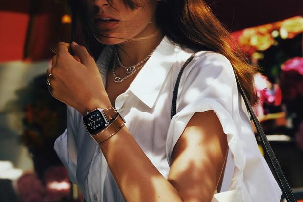 Apple анонсировала ремешки Hermes для Apple Watch