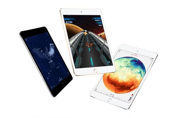 Apple представила планшет iPad mini 4