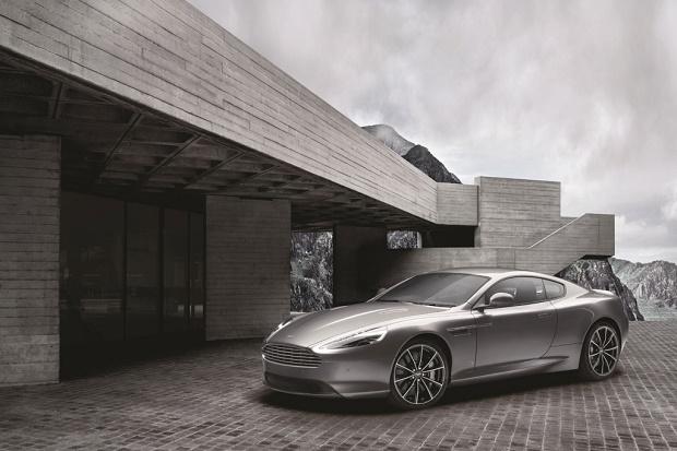 Aston Martin представила спорт-купе DB9 GT Bond Edition