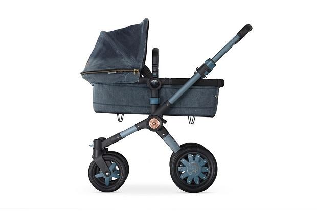 Bugaboo и Diesel объединяют свои силы для создания колясок в стиле Denim