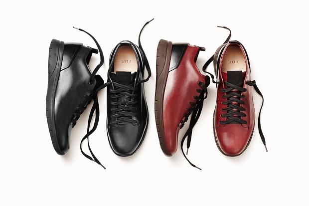 Коллекция обуви FEIT Осень 2015 Semi Cordovan