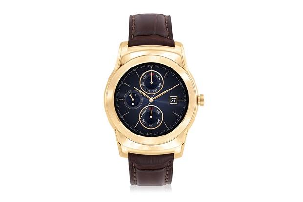 LG представила изысканные умные часы Watch Urbane Luxe