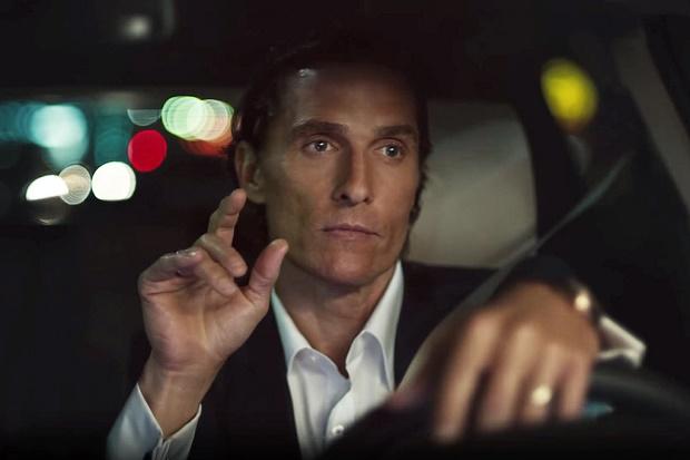 Мэттью МакКонахи в рекламе автомобиля Lincoln
