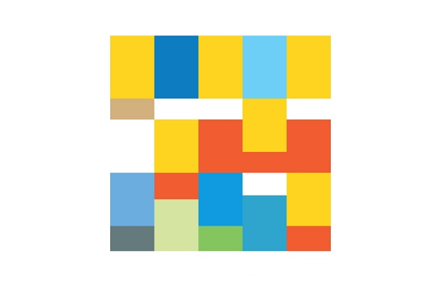 Симпсоны в цветовых схемах Pantone