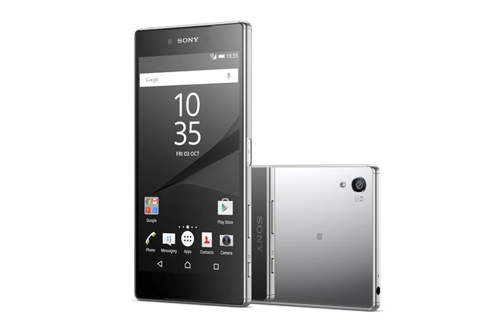 Sony Xperia Z5 Premium – первый смартфон с 4K-экраном