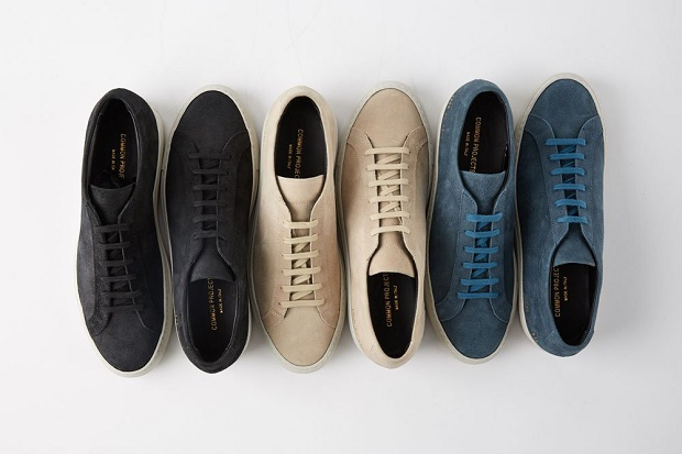 Коллекция кед Steven Alan x Common Projects Осень/Зима 2015