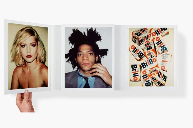 """Taschen издает книгу """"Andy Warhol. Polaroids"""""""