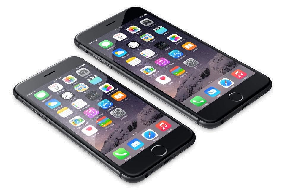 В iPhone 6s и iPhone 6s Plus установят дисплей 3D Touch
