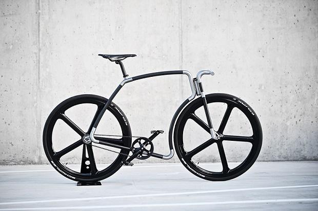 velonia представили новую модель велосипеда Viks