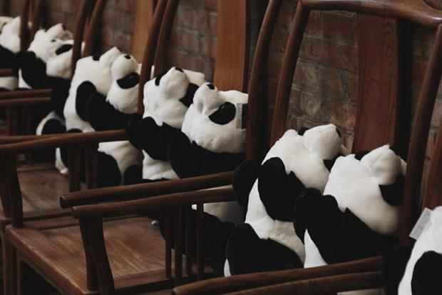 Ай Вэйвэй и Джакоб Апелбаум представляют проект Panda To Panda