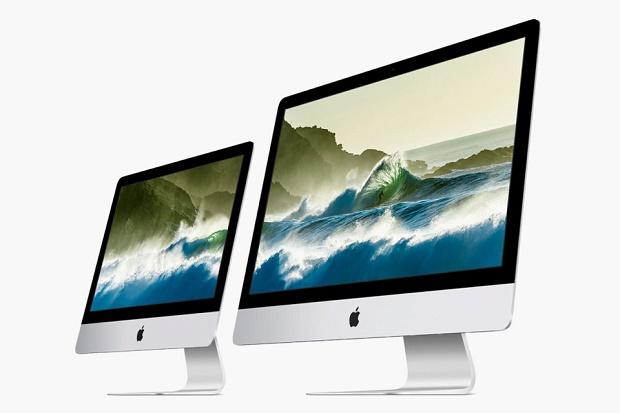 Apple анонсировала новый iMac Retina 4K и обновлённый iMac 5K