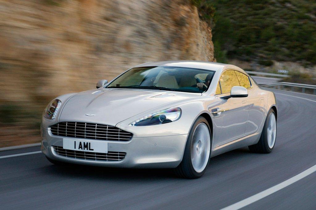 Aston Martin готовит к выпуску два мощнейших электрокара