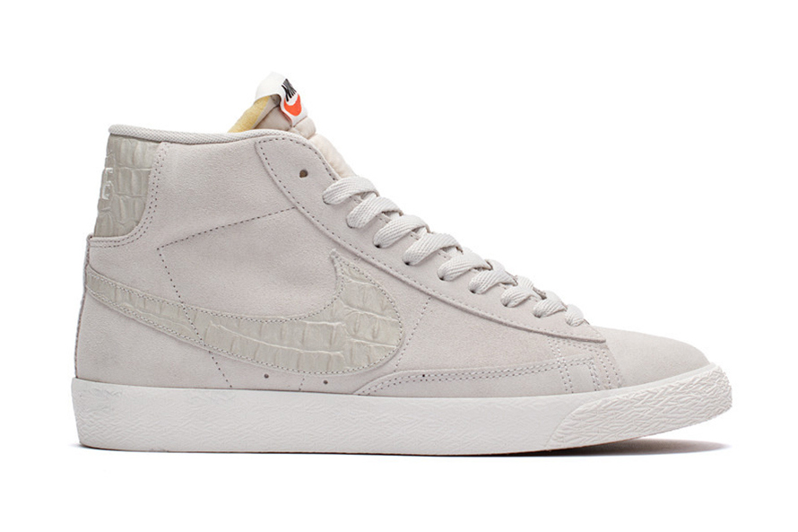 Кеды Nike Blazer Mid Premium Vintage Light Bone