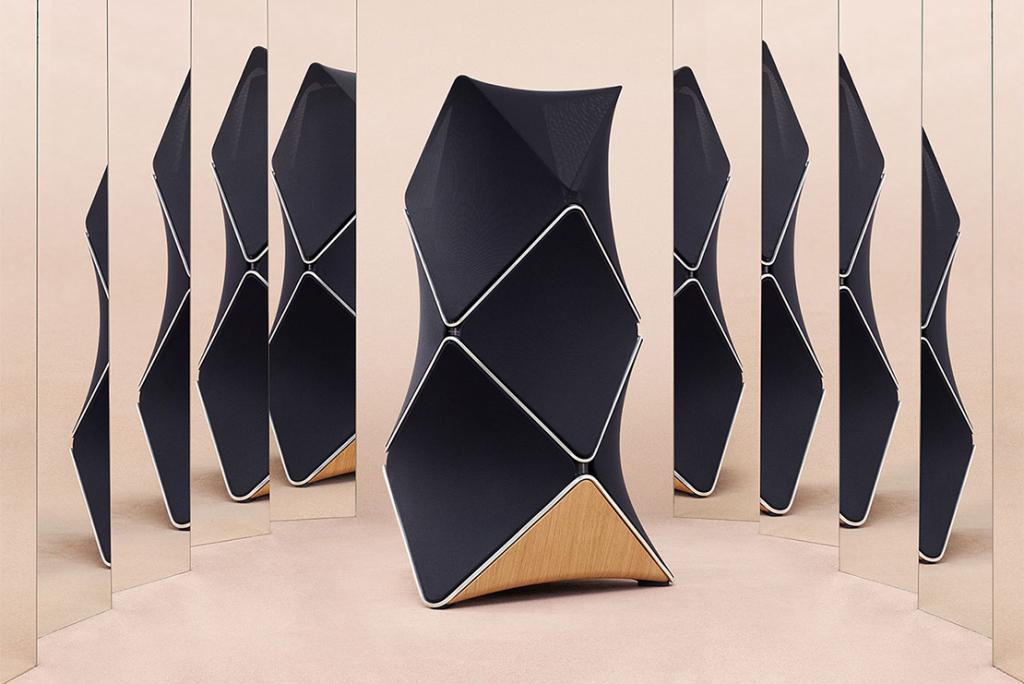 Колонка BeoLab 90 от Bang & Olufsen за 80000$