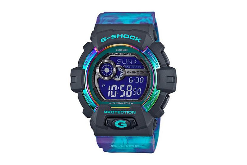 больше новые часы g shock то, например про