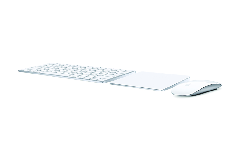 Новинки от Apple: клавиатура Magic Keyboard, мышь Magic Mouse 2 и трекпад Magic Trackpad 2