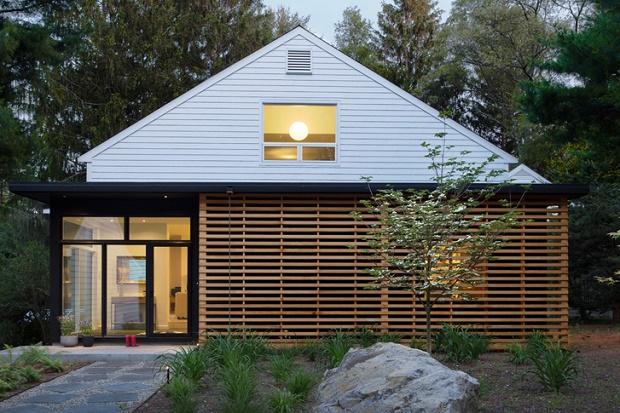Реставрация трёх помещений от Aamodt Plumb Architects