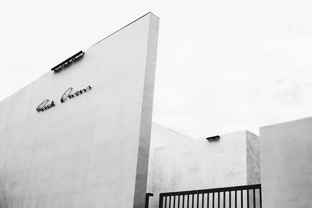 Рик Оуэнс открыл первый бутик в Лос-Анджелесе