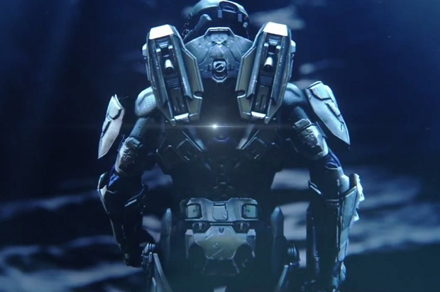 Трейлер к запуску Halo 5: Guardians хвастается сюжетом и геймплеем