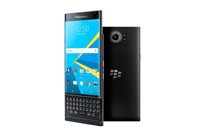 BlackBerry открыла предзаказ на смартфон Priv