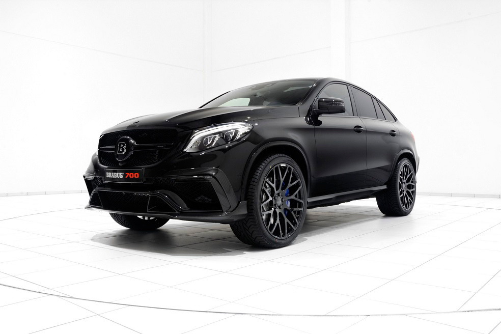 Brabus представил Mercedes-AMG GLE 63 S Coupe