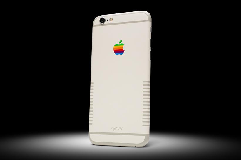 ColorWare представила Retro iPhone 6s