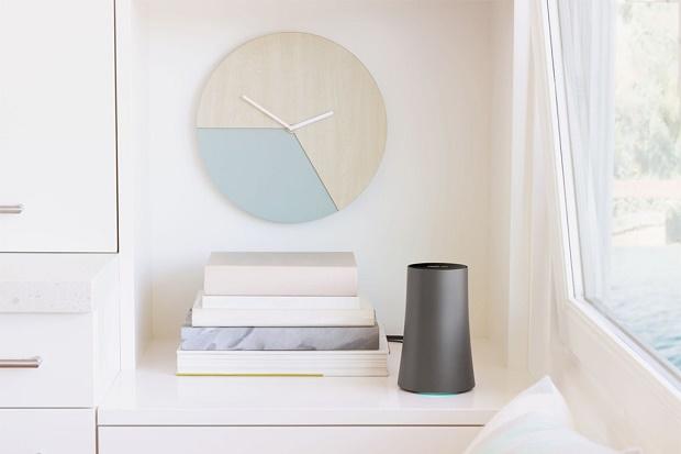 Google и ASUS представили новый Wi-Fi-роутер OnHub