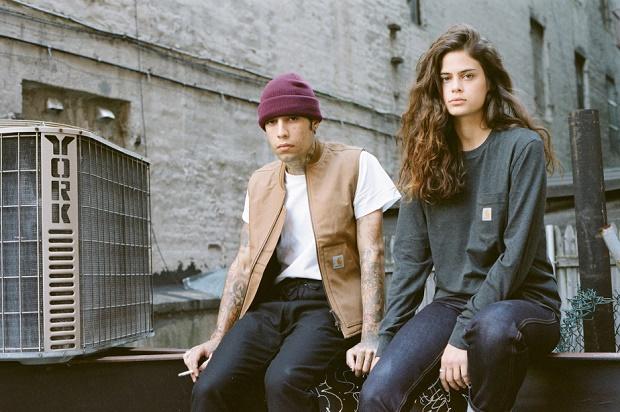 Знаменитый бренд Carhatt WIP представил новую креативную коллекцию сезона осень/зима 2015 года, в которой смело переплетены молодежная культура и уличный стиль. Майкл Элия Родригес своей работой No Sleep Till Brooklyn