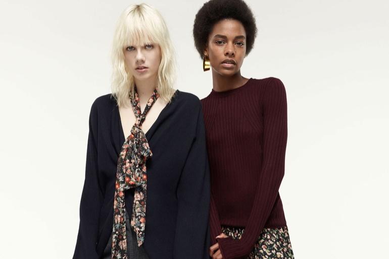 Коллекция Zara TRF осень/зима 2015