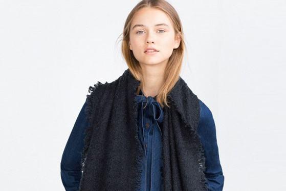 Коллекцию украшений Zara осень/зима 2015