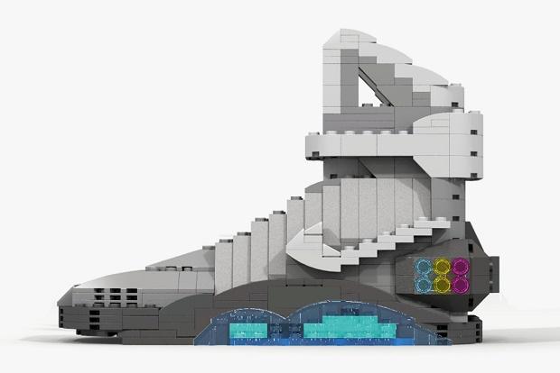Кроссовки Nike MAG из LEGO