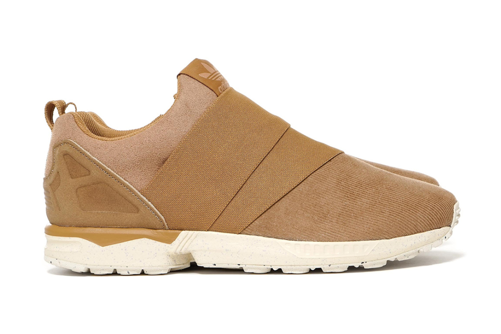 Кроссовки UNITED ARROWS & SONS x adidas Originals ZX Flux Slip On