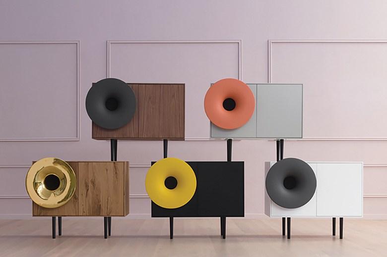 Динамики Caruso — ностальгическая эстетика цифрового звучания