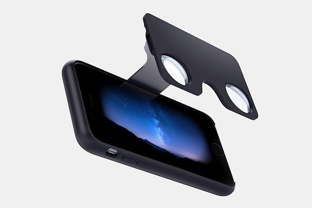 Figment VR — чехол с очками виртуальной реальности