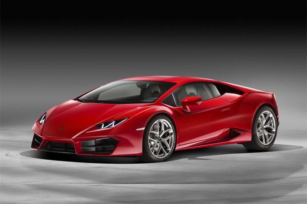 Lamborghini представила заднеприводный Huracan LP580-2