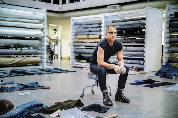 Levi's Eureka Innovation Lab определяет будущее джинсовой продукции
