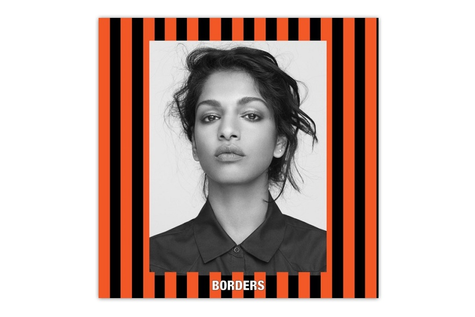 M.I.A. выпустила новый сингл Borders