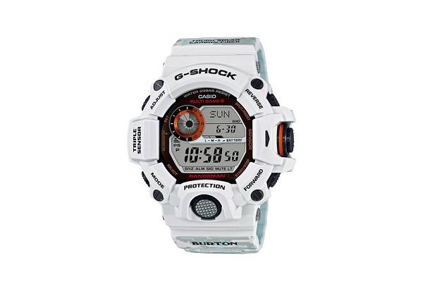 Новая модель G-Shock x Burton Rangeman